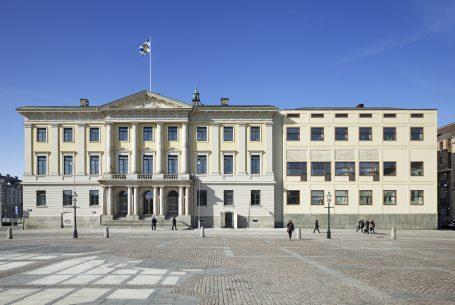 Helgopriset 2018 – Göteborgs rådhus